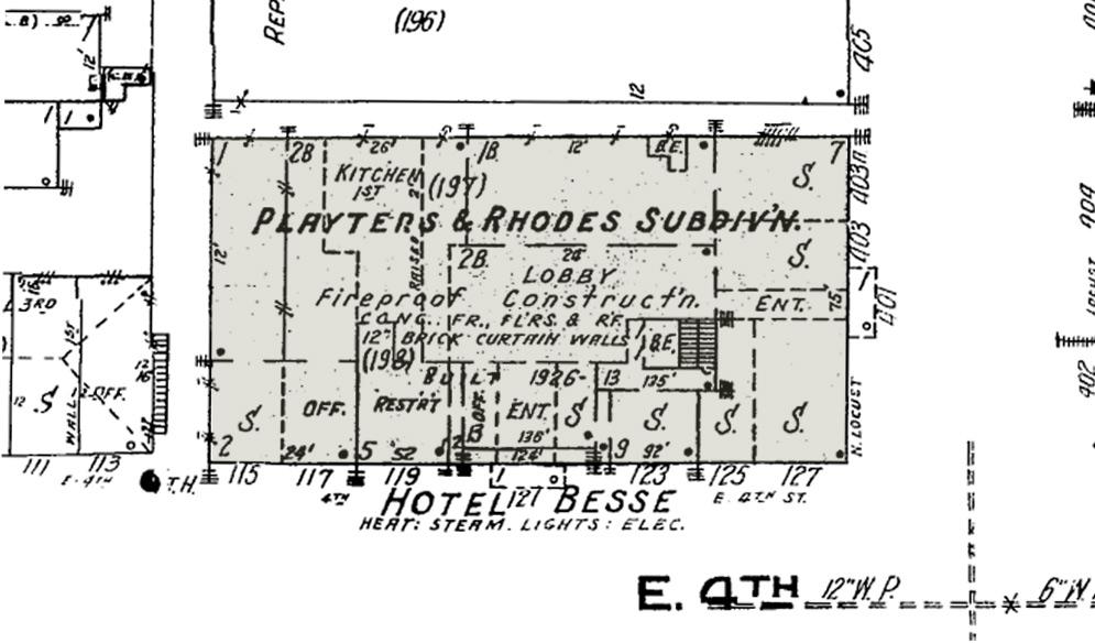 Pittsburg Scenes - Besse Hotel